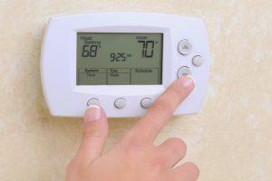 Home temperature controller
