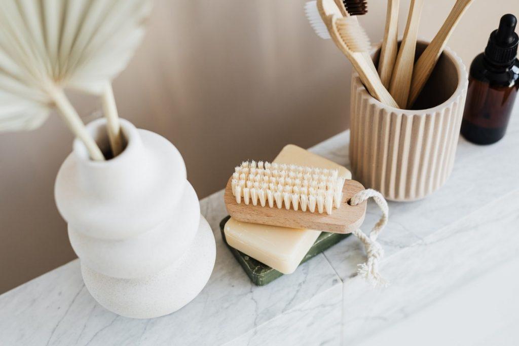 biodegradable hygiene kit